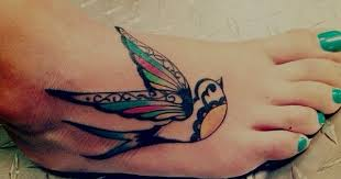 colorful birds flying tattoo. Perfect Birds Bird Tattoo Design 5 Throughout Colorful Birds Flying Tattoo N