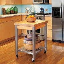 Diy Movable Cart All About Kitchen Islands This Old House John Boos Kitchen  Island