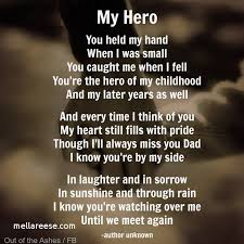 es about losing a father from a daughter unique miss you dad poems
