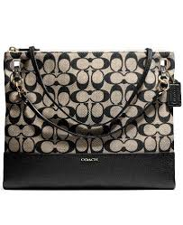 Women s Cross-Body Handbags - Coach Madison Convertible Hippie In Printed  Signature   Continue to