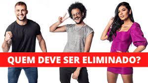 Paredão + Votação Enquete BBB 21 Gshow ☀️: Arthur, João Luiz ou Pocah, quem  deve sair?
