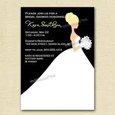 Wedding Invitation Template Publisher Photo Electronic Bridal Shower Invitation Image