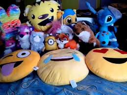 When u have to fit all your stuffed animals on your bed