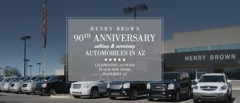 Henry Brown Auto Group - Phoenix area Buick GMC Chrysler Jeep ...