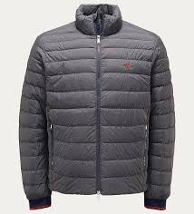 Holden Outerwear Size Chart Down Jacket Holden V2 Grey