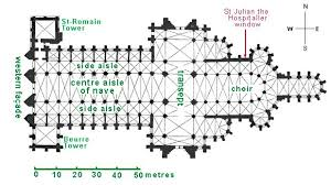 Architecture Floor Plans Cologne Cathedral Built 1148  1880 Cathedral Floor Plans