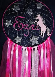 Personalized Dream Catchers Personalized dream catcher Unicorn dream by SweetDreamsSparkle 57