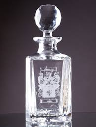 decanters lead crystal