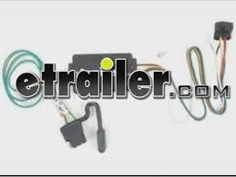 trailer wiring harness installation 2008 kia sportage video kia sportage standard wiring kit at Kia Sportage Trailer Wiring Harness