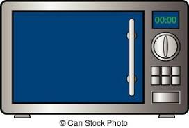 microwave clipart. microwave icon. clipart e