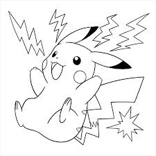 Pokemon Coloring Pages Pikachu Autoinsurancegusinfo