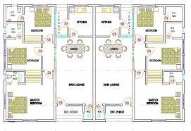 Two Storey Semi Detached House Plans Best Of Two Bedroom Semi Detached  House Plan Pinterest U2022