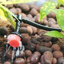 diy drip irrigation for containers garden hose potted plants