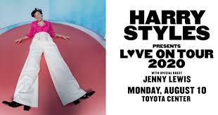 Harry Styles Houston Toyota Center