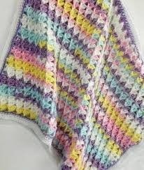 Crochet Baby Blanket Patterns For Beginners Classy 48 Free Crochet Blanket Patterns For Beginners FaveCrafts