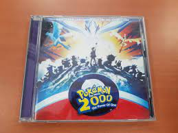 Music CDs - Pokemon The Movie 2000: The Power of One, Hobbies & Toys, Music  & Media, CDs & DVDs on Carousell