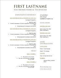 Best Resume Templates 2014 Best Resume Format 2014 Luxury Resumes