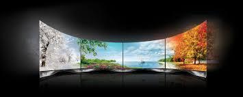 lg wallpaper tv. lg debuts super slim \u0027wallpaper\u0027 thin tv lg wallpaper tv