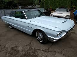1964 Ford Thunderbird Landau 56.000 miles - Speed Monkey Cars