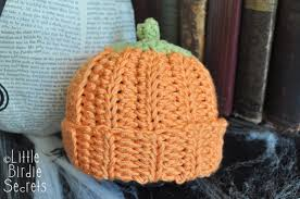 Baby Beanie Crochet Pattern Beauteous Pumpkin Or Berry Baby Hat Crochet Pattern Little Birdie Secrets