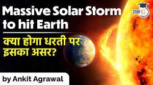 Powerful Solar Storm with 1.6 million ...