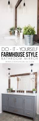Best 25+ Decorative bathroom mirrors ideas on Pinterest | Wood ...