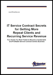 Inbound Marketing And Sales Blog | It Service Contracts