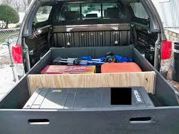 image of truck bed organizer ideas