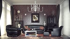 gallery of beautiful chandeliers living lighting with white glass simple chandelier also brown fl pattern wall mural and black leather sofa sets besides