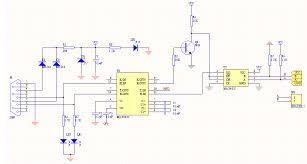 rs485 to rs232 converter circuit diagram images rs232 to rs485 wiring diagram also rs232 rs485 converter schematic likewise rs232