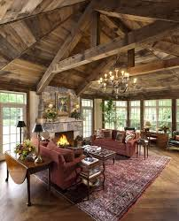 best rustic living room ideas  rustic decor for living rooms