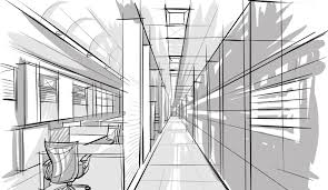 office space plan. ComSpaPlanGAL5 Office Space Plan