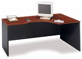 brilliant corner office desk right corner office computer desk in hansen cherry series c brilliant corner office desk