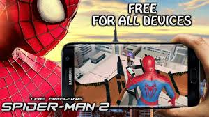 the amazing spiderman 2 telecharger jeux