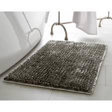 bathroom non skid extra long bath rug black color stylish bathroom mats and rugs ideas