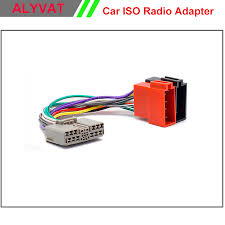 online buy whole mitsubishi wiring harness from car iso stereo adapter connector for honda mitsubishi outlander xl peugeot 4007 citroen c crosser