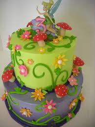 Tinkerbell Birthday Cake 535 Wwwasweetdesigninfo Flickr