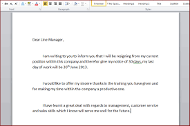 16 sample of simple resignation letter sendletters info professional resignation letter samples formal resignation letter