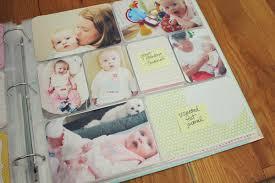 Baby Albums Caylins Baby Album Part 3 One Happy Mama