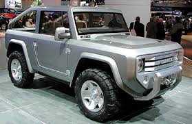 ford new car release 20142015 Ford Bronco  Concept Price Interior Raptor Specs Release