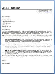 Cover Letter for New Career Sample Cover Letter for Resume