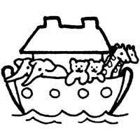 Small Picture Noahs Ark Coloring Pages Surfnetkids