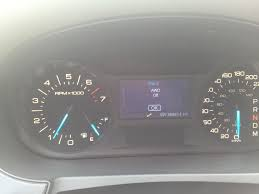 Ford Flex Dashboard Warning Lights Ford Edge Questions Loss Of Power While Driving Cargurus