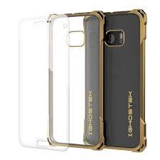 htc 10 case gold. htc 10 case, ghostek® covert gold series premium slim hybrid | w/screen htc case e