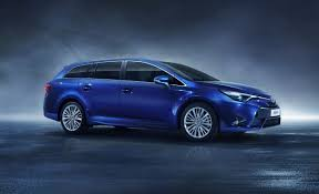 new car releases 2015 europeNew Toyota Avensis Is a Handsome Family Sedan for Europe  News