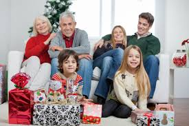 Christmas Family Photo The Gift Of Peace Of Mind Preston Pence Lisonbee