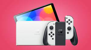 We tried the new Nintendo Switch OLED ...