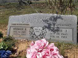 Herman Bentley Parker (1925-1989) - Find A Grave Memorial