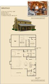 Texas Timber Frames - Standard Designs :. Timber Trusses, Frame House Plans