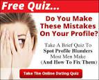 online dating profile quiz